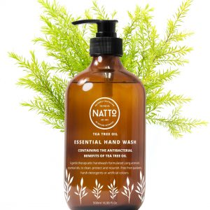 Natto Tea Tree Essential Oil Hand Wash