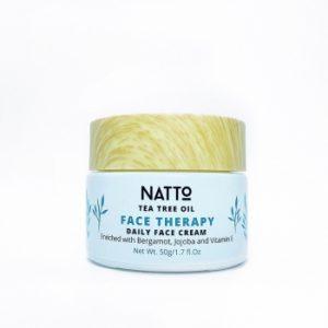 Natto Tea Tree Oil Face Therapy
