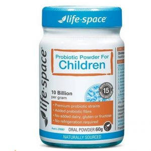 Lifespace Children's Probiotic powder 60g